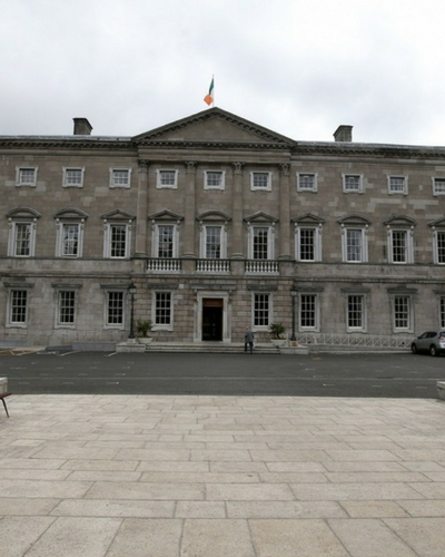 Best walking tour in Dublin, places to visit when in Dublin leinster house
