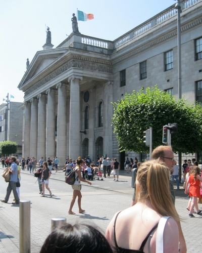 Best walking tour in Dublin, places to visit when in Dublin
