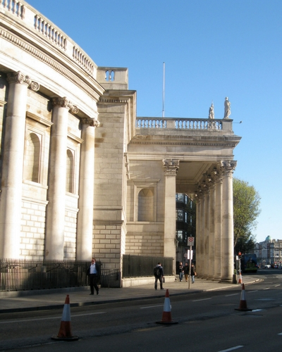 The National Library on Kildare St