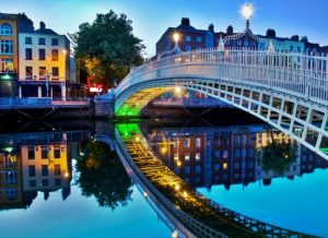 Dublin grand tour. Best walking tour in Dublin